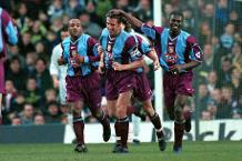 Flashback: Southgate double gives Villa win