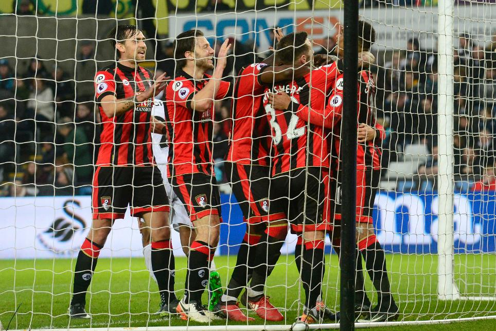 Swansea City v AFC Bournemouth