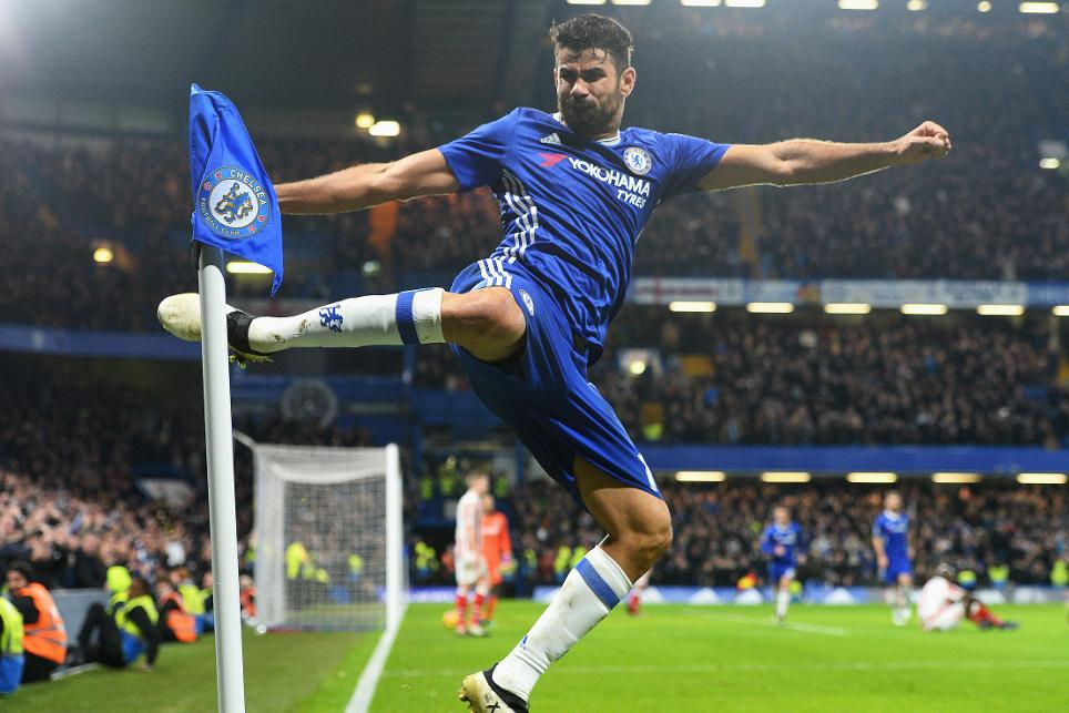 Chelsea 4-2 Stoke City