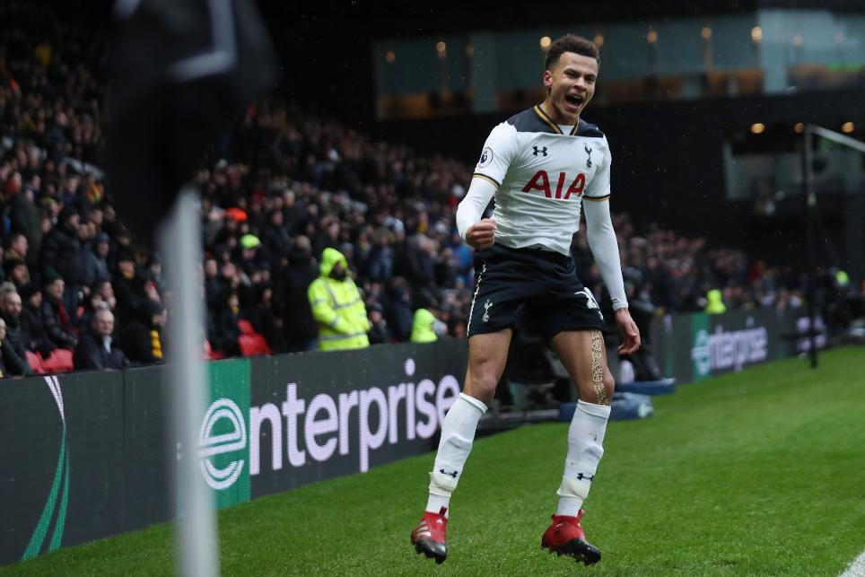 Watford 1-4 Tottenham Hotspur