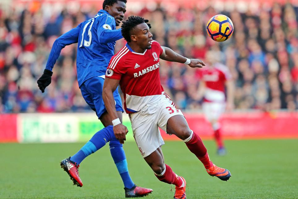 Adama Traore, Middlesbrough