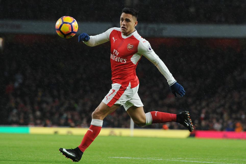 Alxis Sanchez, Arsenal
