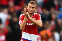 Gibson proud to lead Boro in Premier League