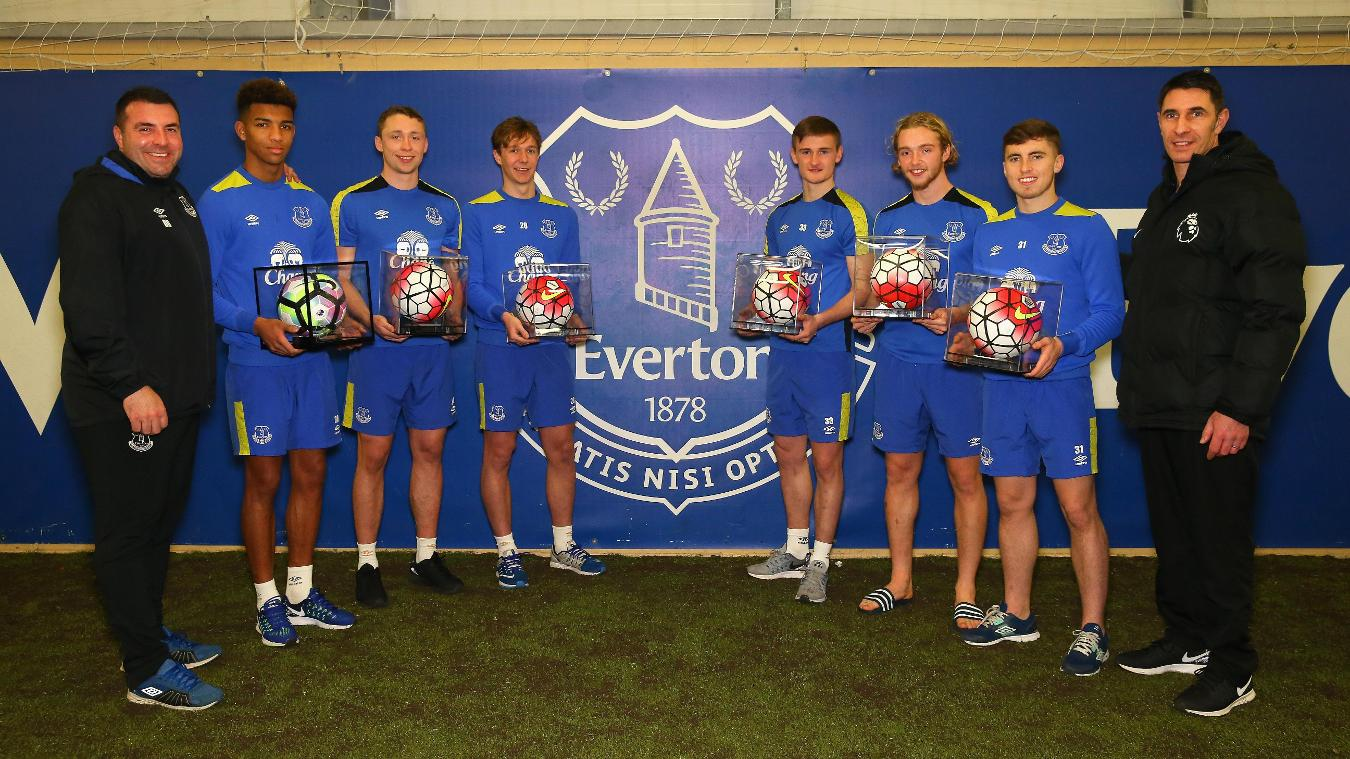 Homegrown PL debutants in 2016/17