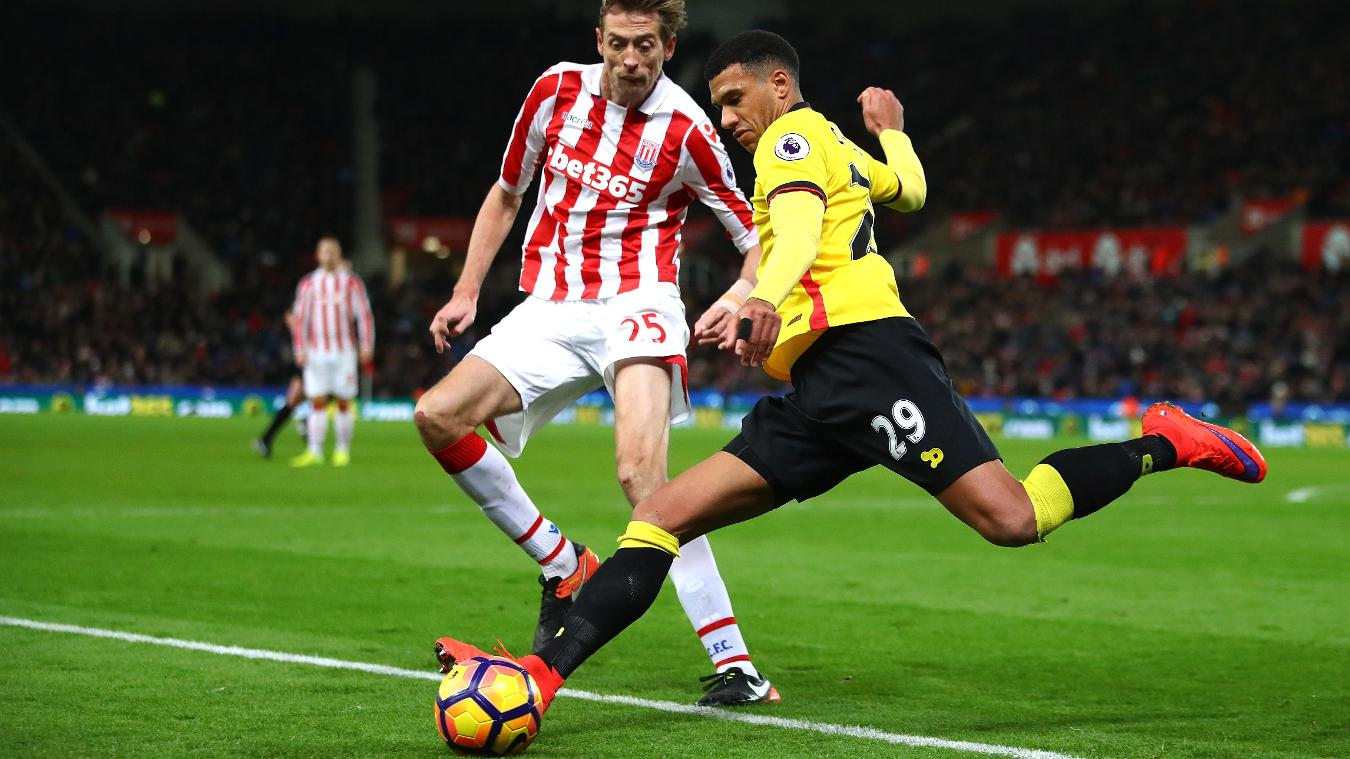Stoke City v Watford, 030117, Etienne Capoue