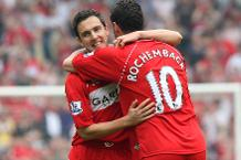 Goal of the day: Downing's fabulous finish