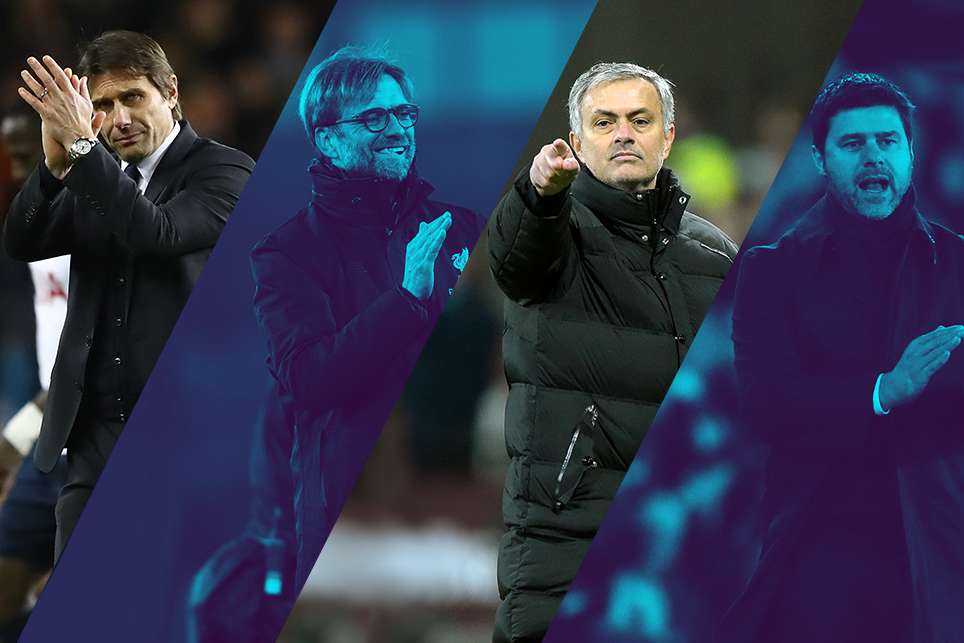 Barclays Manager of the Month nominees for December