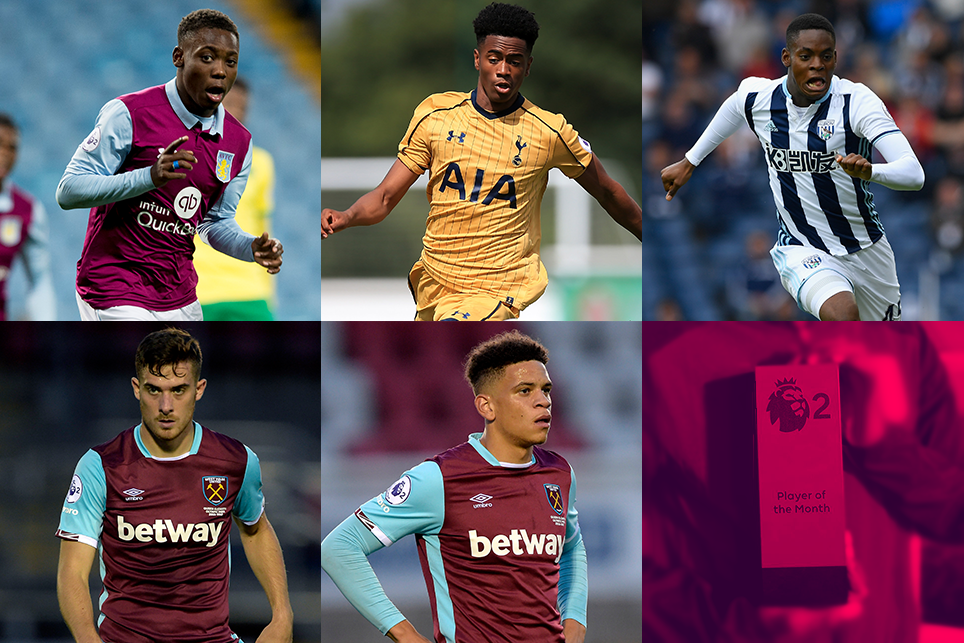 PL2 Player of the Month nominees for December