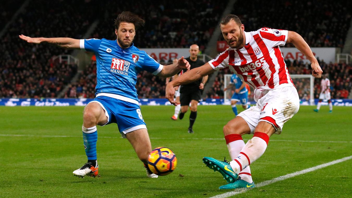 Erik Pieters, 191116, Stoke v Bournemouth