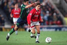Iconic Moment: Juninho's Boro debut
