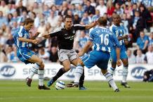 Iconic Moment: Wigan test Chelsea on debut
