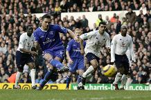 On this day in 2005: Spurs 0-2 Chelsea