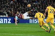 Carling Goal of the Season shortlist: Carroll