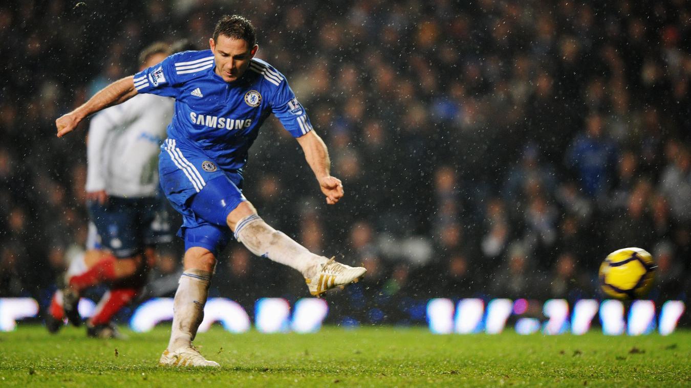 Frank Lampard, Chelsea, 2009