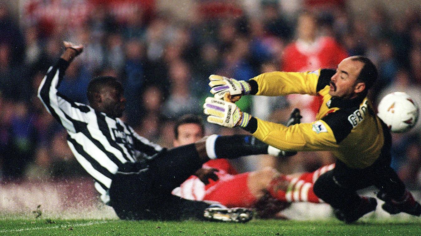 Andrew Cole, Newcastle, 1993/94