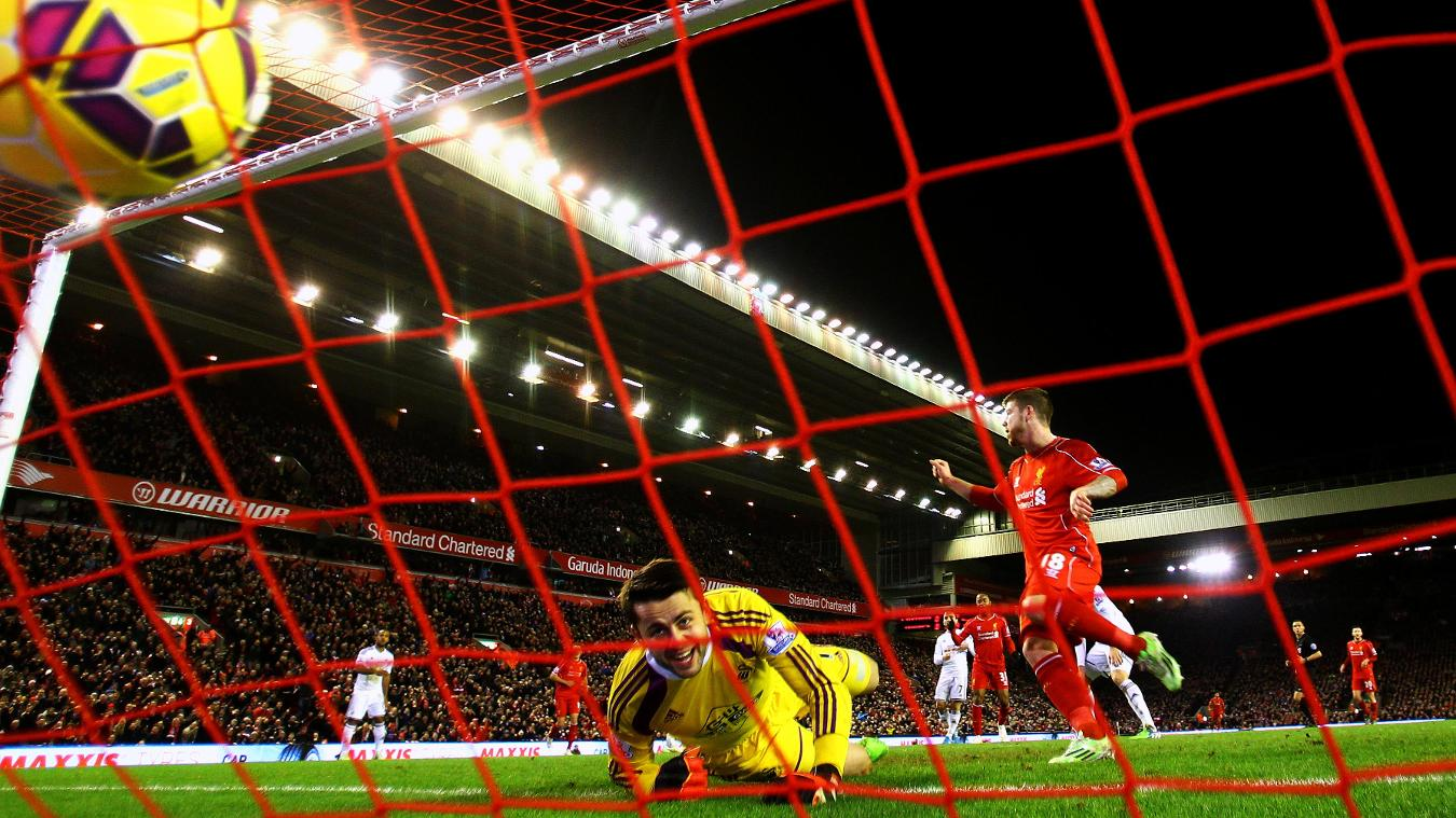 Liverpool v Swansea, 21 January