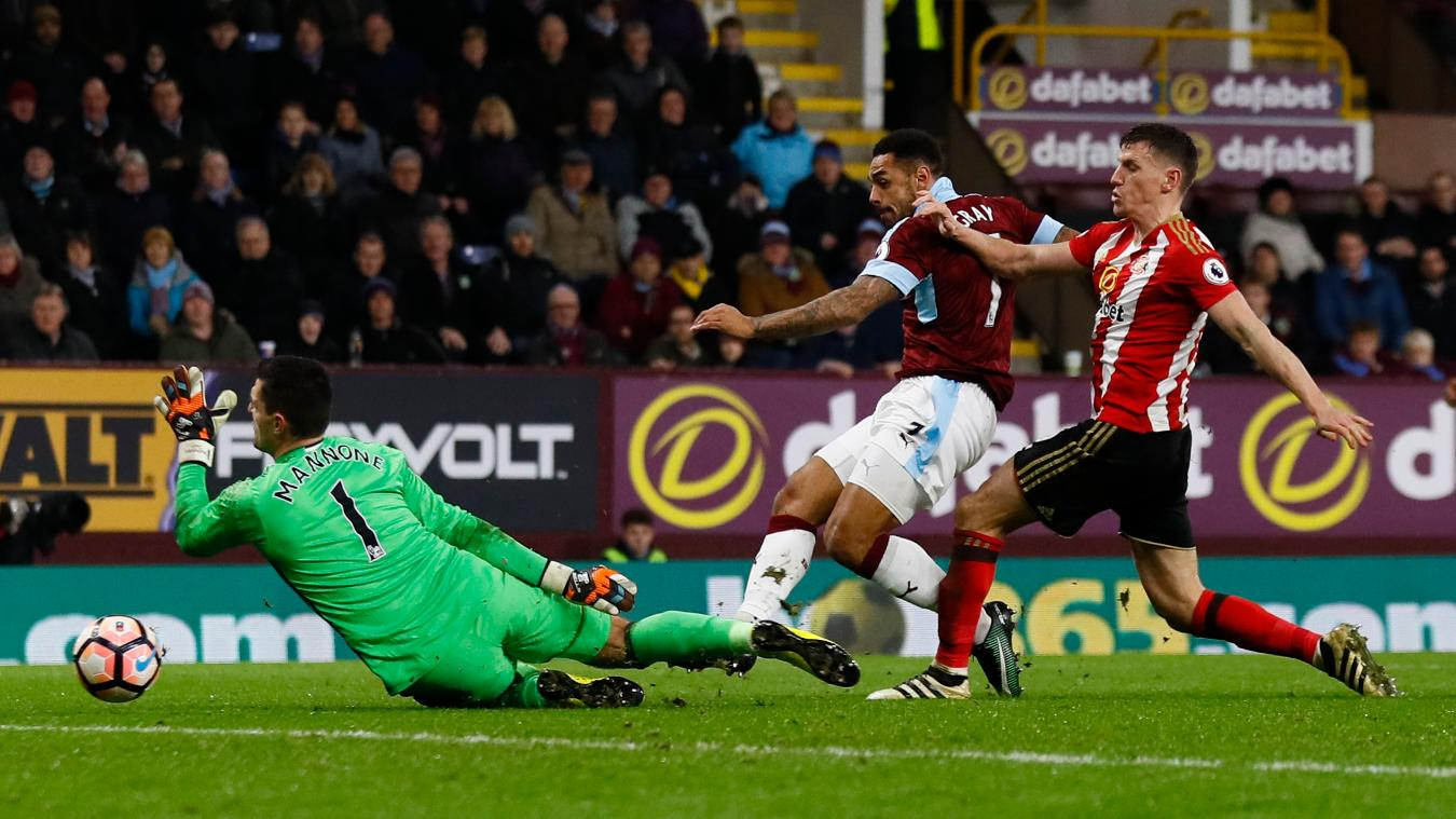 Andre Gray, Burnley, FA Cup