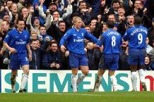 On this day in 2002: Chelsea 5-1 West Ham