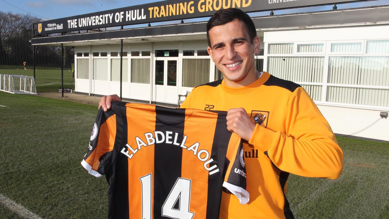 Omar Elabdellaoui (Hull City)