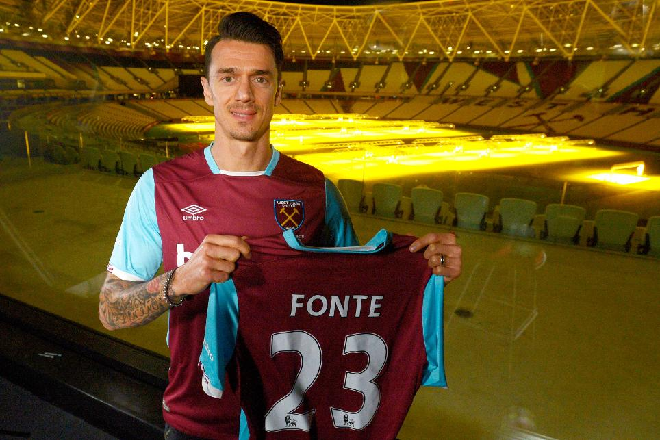 Jose Fonte (West Ham)