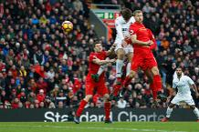 Goal of the day: Llorente's leap for Swansea