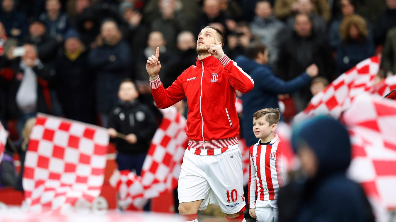 Stoke City v Crystal Palace, 11 February