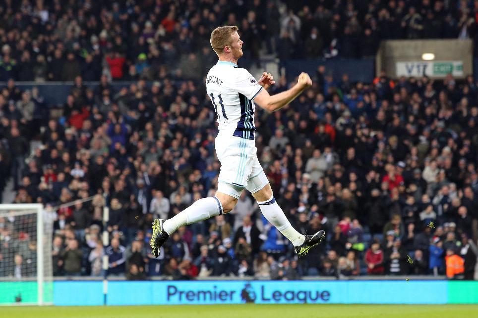 West Brom 2-0 Sunderland