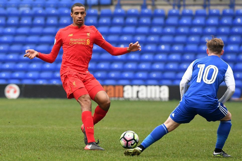 Liverpool 3-0 Ipswich, PL Cup