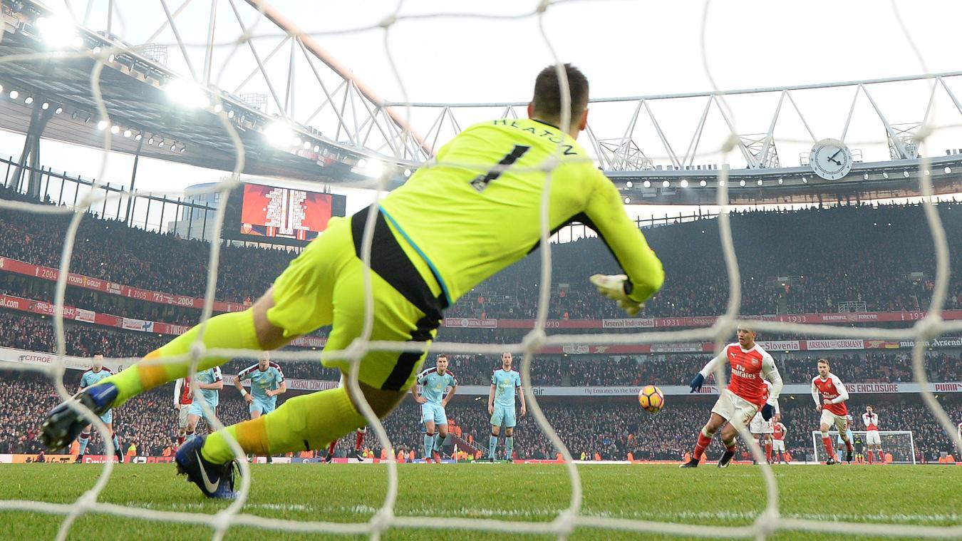 Arsenal v Watford, 31 January