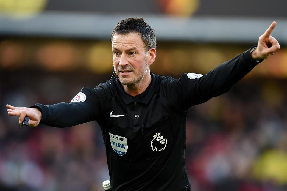Mark Clattenburg, referee appointments, 230117