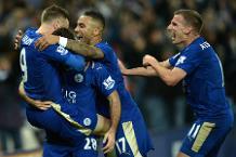 Fuchs: We were so happy for Vardy