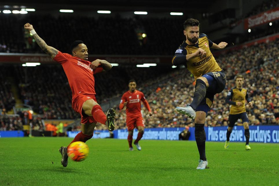 Liverpool v Arsenal 2015/16
