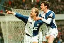 On this day in 1993: Berg joins Blackburn
