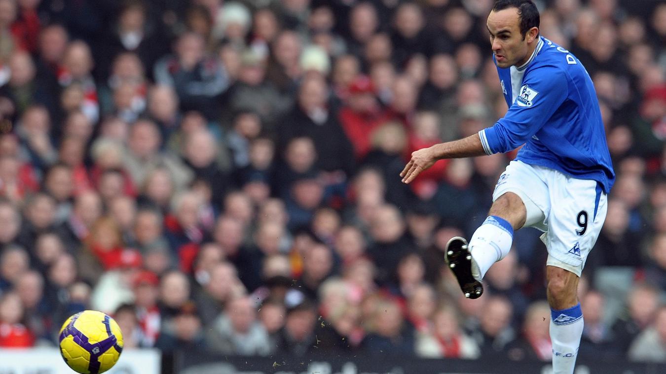 Landon Donovan, Everton
