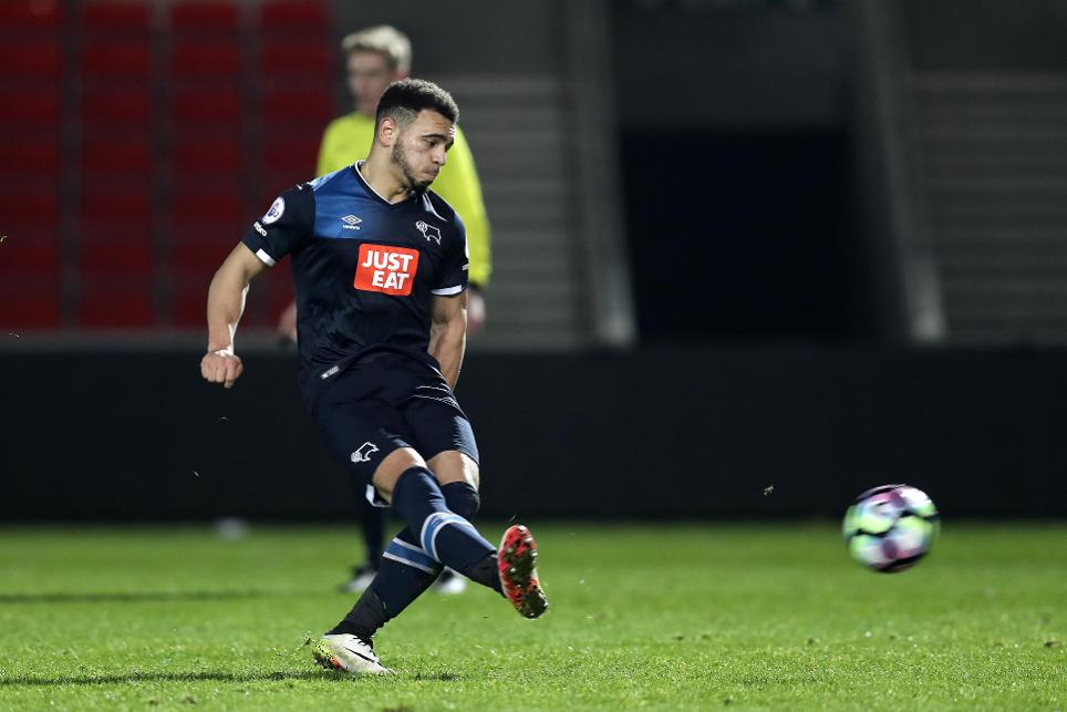 Mason Bennett, Derby County, PL Cup