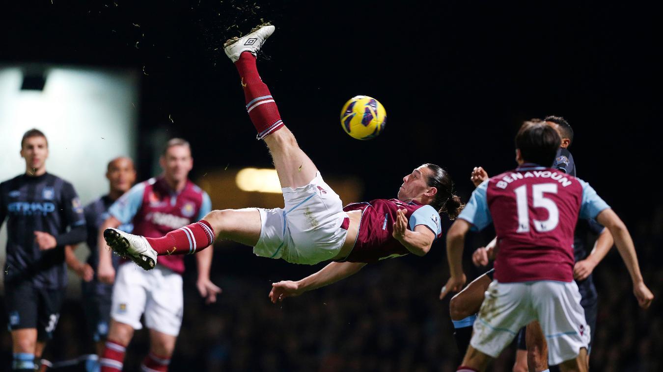 West Ham v Man City, 1 February