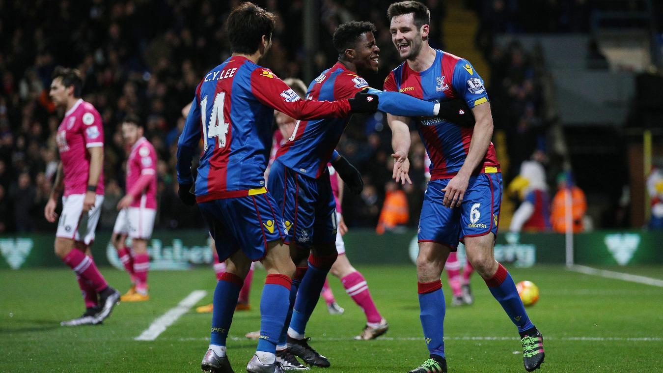 AFC Bournemouth v Crystal Palace, 31 January