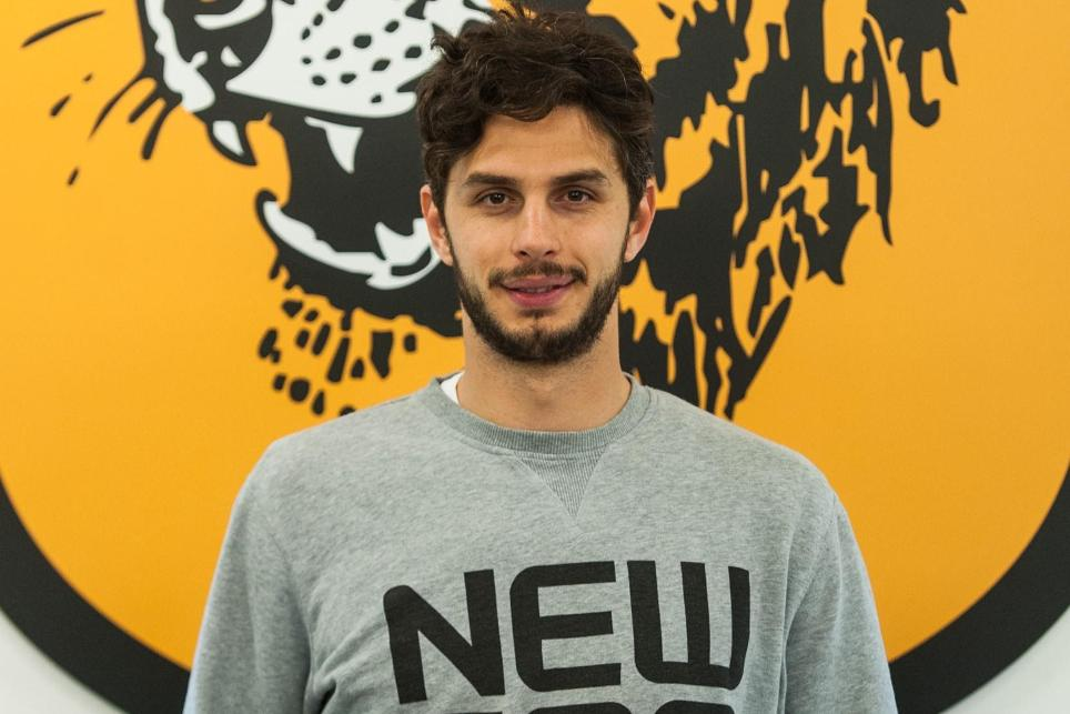 Andrea Ranocchia signs for Hull City, 310117.jpg