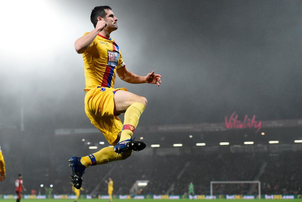AFC Bournemouth 0-2 Crystal Palace