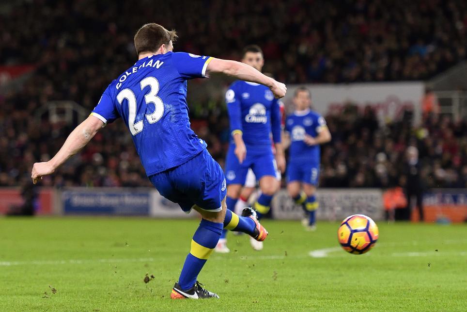 Seamus Coleman, Everton