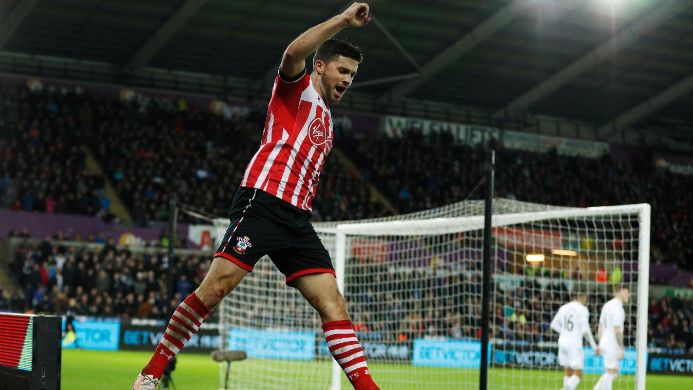 Southampton's Shane Long