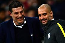 Slaven Bilic, West Ham and Pepe Guardiola, Man City