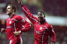 Classic match: Spurs 2-3 Middlesbrough