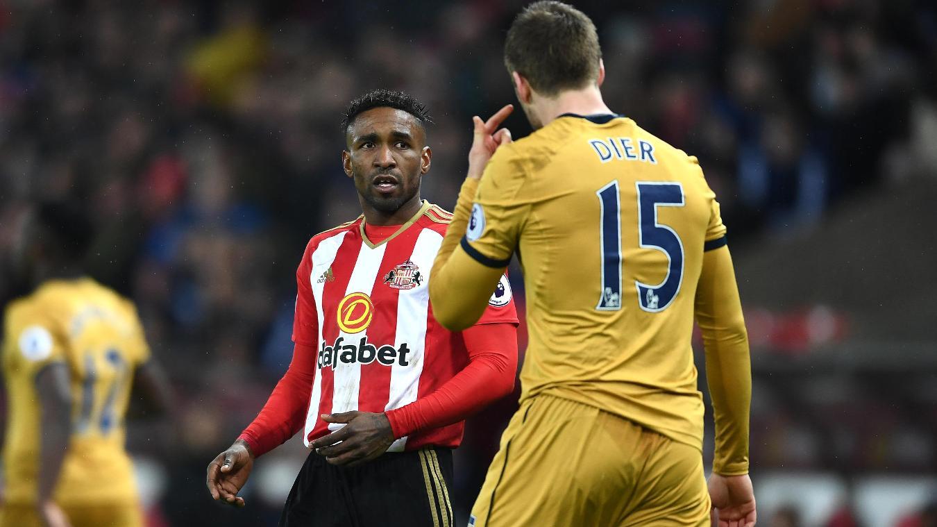 Sunderland v Tottenham Hotspur