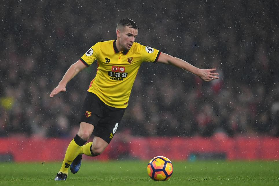 Tom Cleverley, Watford