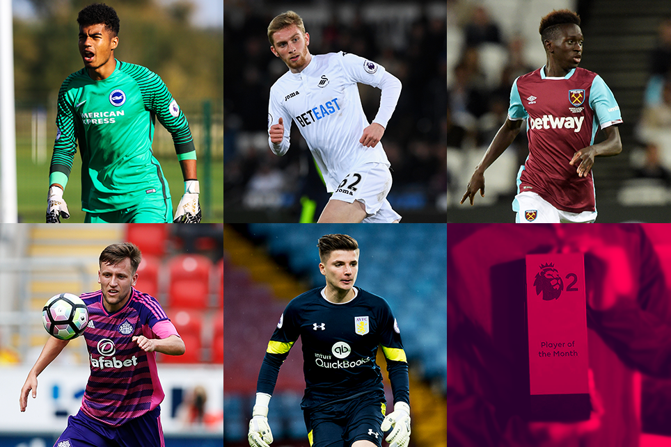 PL2 Player of the Month Graphic