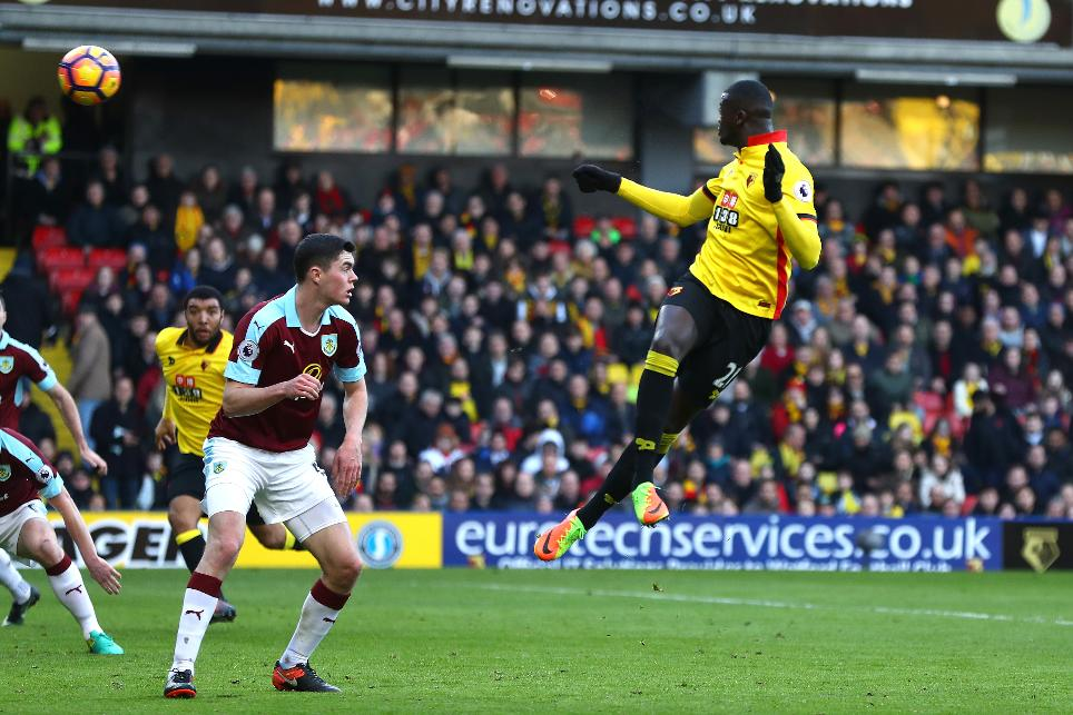 Watford 2-1 Burnley