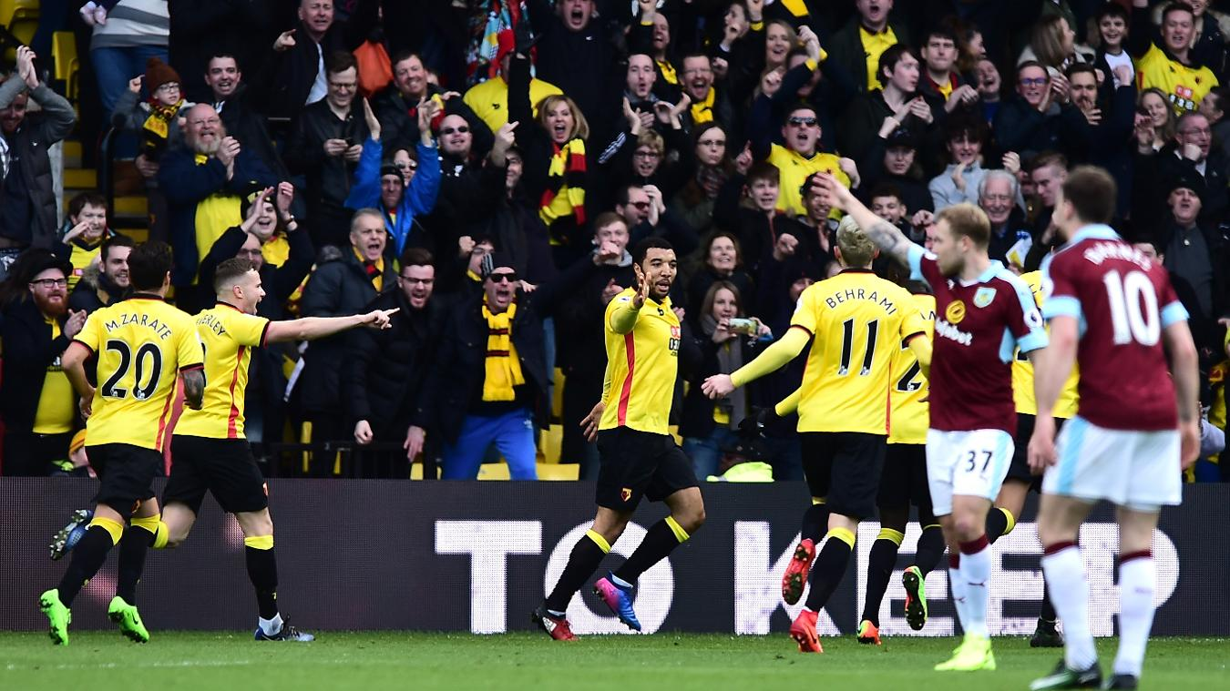 Watford v Burnley