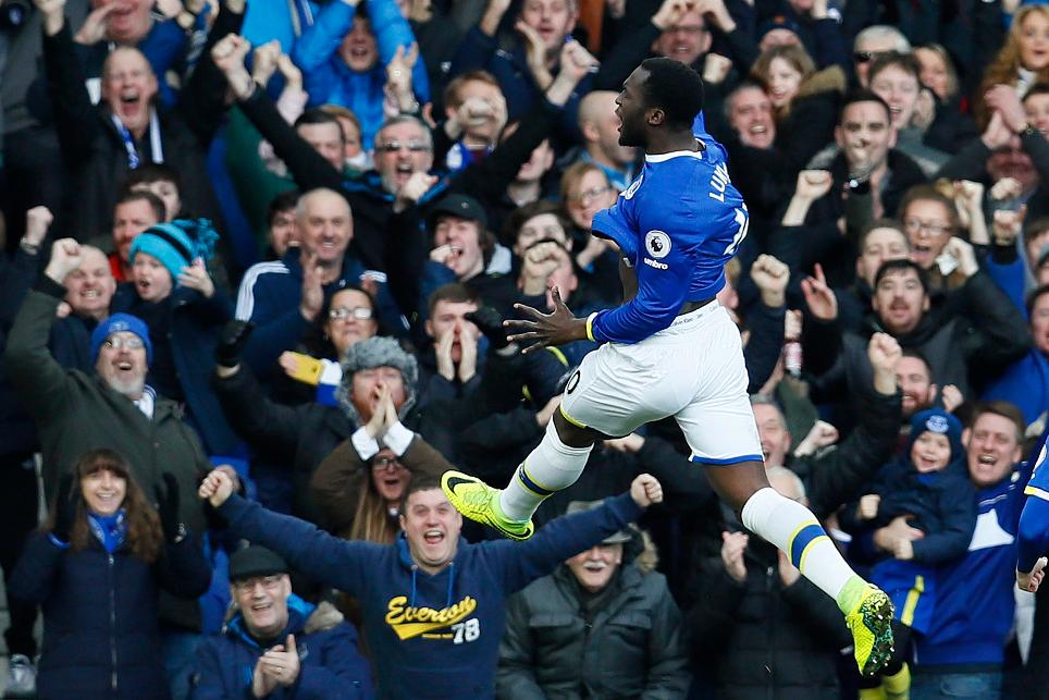 Everton 6-3 AFC Bournemouth