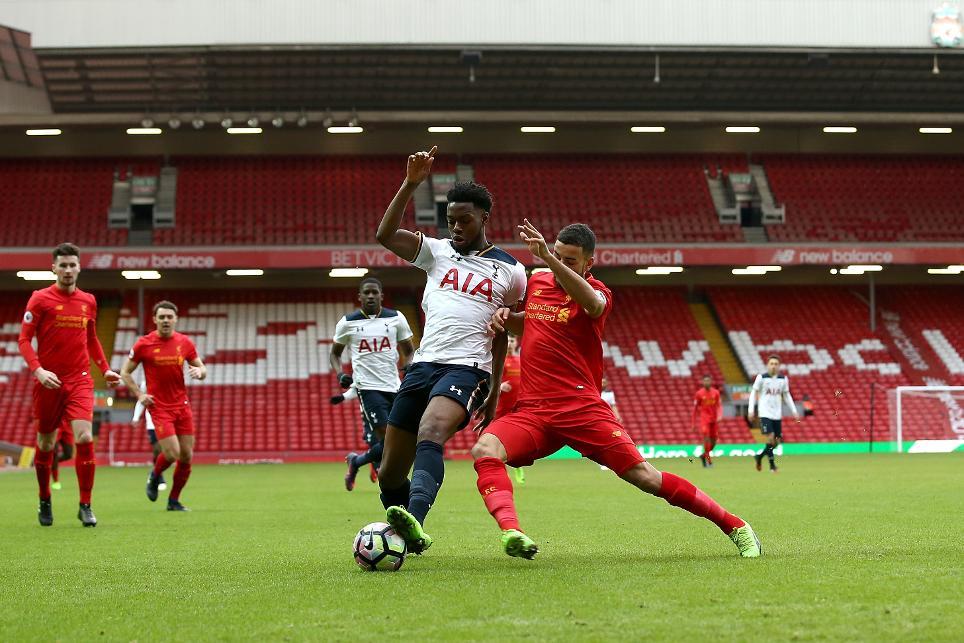 Liverpool 3-2 Spurs, PL2 report